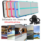 ❤️ US Stock! Training Pad Inflatable Air Track Tumbling Gymnastics Practice Mat  image