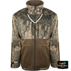 DRAKE WATERFOWL GUARDIAN FLEX FULL ZIP EQWADER CAMO WADING JACKET INSULATEDCoats & Jackets - 177868