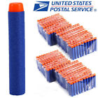 Kyпить 10-1000pcs For Nerf Refill Kids Toy Gun Refill Bullet Darts Round Head Blasters на еВаy.соm