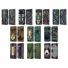 HEAD CASE DESIGNS AZTEC ANIMAL FACES LEATHER BOOK WALLET CASE FOR HTC PHONES 1