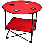 Picnic at Ascot Travel Folding Table <br/> Direct from Wayfair