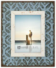 Highland Dunes Lenny Distress Metal Tile Picture Frame