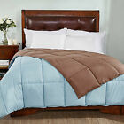 Alwyn Home Reversible All Season Down Alternative Quilted Comforter