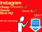 Instagram SMM Service | Fast Delivery | Safe | Cheapest!