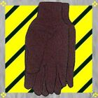 S-MD-L-XL BROWN JERSEY WORK GLOVE GO Cotton Garden New Men-Women Sold