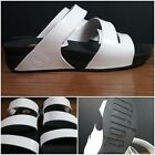 New Fit Flop Fitflop Superjelly Twist Super Jelly Black-Whit