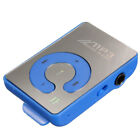 Mini Clip USB MP3 Music Media Player Support 1-32GB Micro SD TF Card + Headphone
