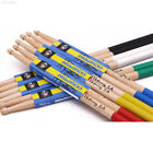 3660 ABB3 Accessories Music Band Drumstick Durable 5 Color Wooden Device