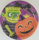 Halloween Luncheon Plates,  Napkins,  Table Covers,  Select: Type