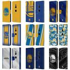 OFFICIAL NBA GOLDEN STATE WARRIORS LEATHER BOOK WALLET CASE FOR SONY PHONES 1 on eBay
