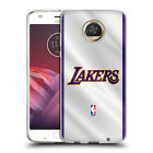 OFFICIAL NBA LOS ANGELES LAKERS SOFT GEL CASE FOR MOTOROLA PHONES