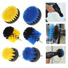 Bathtub Tile Grout Power Cleaning Drill Attachment Brush  Geometric Combo Tool