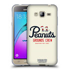 OFFICIAL PEANUTS VARSITY SPORTS SOFT GEL CASE FOR SAMSUNG PHONES 3