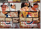 2018 TOPPS OPENING DAY SERIES 1 INSERT SINGLES***YOU PICK***
