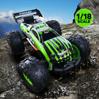 Toyabi Remote Control Car Terrain RC Cars Off Road Monster Truck 1:18 Scale 2.4G