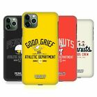 OFFICIAL PEANUTS VARSITY SPORTS HARD BACK CASE FOR APPLE iPHONE PHONES