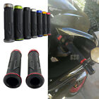"Motorcycle 7/8"" Rubber Gel Hand Grips For Suzuki GSXR1000/750/600 TL1000R/1000S $9.89 USD on eBay"