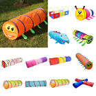 Portable Crawl Tunnel Fun Pop-up Crawl Tube Kids Toddler Adventure Discovery Toy