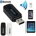 Mini USB Wireless Bluetooth 3.5mm Aux Stereo Audio Car Receiver Adapter  Cool~~-