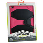 New Genuine Griffin Survivor Rugged Protective Case Cover Stand For iPad Air 2