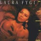 LAURA FYGI - Lady Wants To Know - CD - **Excellent Condition**