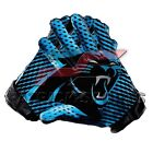 NFL AMERICAN FOOTBALL GLOVES CAROLINA PANTHERS WITH GLUE GRIP MADE BY PS SPORTS on eBay