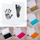 US Cute Inkless Wipe Kids Baby Kit-Hand Foot Print Keepsake Footprint Handprint