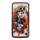 BETTY BOOP Samsung Galaxy S3 S4 S5 S6 S7 Edge S8 S9 S10 Plus Lite Note Case 3 $20.79 CAD on eBay