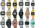 Casio Retro Digital Chronograph Bracelet Watch for Ladies Gents Girls & Boys image