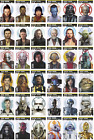STAR WARS * 2018 Galactic Icon Variants = Darth Vader - Doctor Aphra = Rod Reis $3.19 USD on eBay