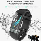 G26 Blood Pressure Heart Rate Pedometer Fitness Smart Watch Wrist Band Bracelet