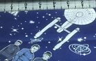 STAR TREK  SPOCK KIRK PREMIUM   CAMELOT COTTONS  QUILTING  FABRIC   FAT QUARTER on eBay