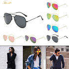 Aviator Sunglasses Fashion Mens Ladies Classic Mirrored Polarized Outdoor Glasse