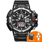 "reloj hombre militar style ""G Shock"" water resist alarm sport men military watch"