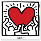HD Canvas Printed Oil Painting Untitled c1988 by Keith Haring Multi Sizes