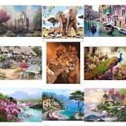 Art Paint By Number Kits Digital Oil Acrylic DIY Painting on