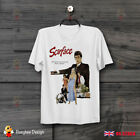 Al Pacino Scarface 80s Film Poster Vintage Retro Unisex T Shirt  B86 image