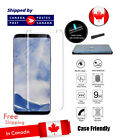 Samsung Galaxy S9 S9 PLUS Note9 Screen Protector UV Tempered Glass Case Friendly