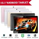 "10.1"" Android Tablet Octa-Gist 4+64G WIFI & Unlocked 3G Dual SIM Phablet 2018"