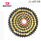BOLANY 10 Speed 11-50T 46T 42T 40T 36T MTB Cassette Mountain Bicycle Freewheels