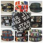 "STAR WARS SOLO YODA  3"" 1"" 7/8"" GROSGRAIN RIBBON FOR HAIR BOWS CRAFTS DIY CRAFTS $1.76 USD on eBay"