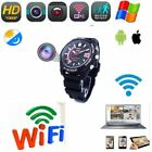 DIY Camera HD 1080P WIFI IP Spy CAM wireless Watch covert Video Camcorder IR