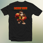 Top Holiday Gifts DONKEY KONG Arcade Video Game New T-Shirt Cotton 100%