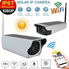 Outdoor Full HD 1080P Solar Wifi P2P Wireless Security P2P IP Camera Waterproof for sale  Shipping to Nigeria
