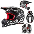 ONeal Moto Cross Helm Enduro MX Offroad Motorrad Quad Trail Supermoto Kart ATV