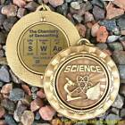 "SWAg - The Chemistry of Christmas SPINNING Geomedal Geocoin (2.25"")"