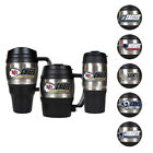 NFL 3-Piece Insulated Travel Mug Set