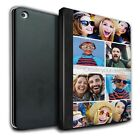 PERSONALISED CUSTOM PHOTO COLLAGE TABLET CASE FOR APPLE IPAD WALLET BOOK COVER