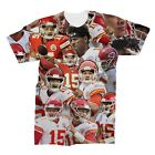 Patrick Mahomes Collage T-Shirt