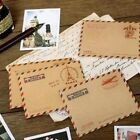 Mini Envelopes Airmail Stamps Vintage Par Avion - Favours/ Scrapbooking Craft